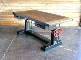 industrial style office desk modern industrial desk. Awesome Industrial Style Desk Home Design Ideas Pictures Remodel For Rustic Plan Office Modern B