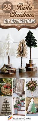 28 best rustic diy christmas decor ideas and designs for 2018