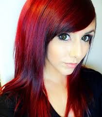 Dark Red To Light Red Hair Red Hair Color Ideas Technicolor My Hair Color How To