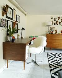 Eclectic home office Apartment 16 Amazing Eclectic Home Office Designs You Wont Mind Working In Architecture Art Designs 16 Amazing Eclectic Home Office Designs You Wont Mind Working In