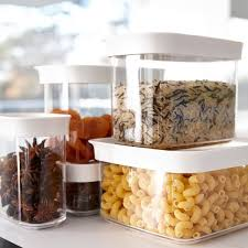 dry food storage containers. OPTIMA Dry Food Storage Container, 148.8 Fl. Oz. Containers A