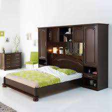 Schlafzimmerset Pietra In Walnussfarben Im Klassisch Antikem Design