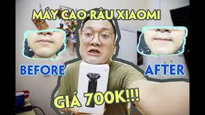 Danh Tuyên | Review máy cạo râu Xiaomi Mijia S500 - Hàng Trung Quốc có tốt  không? - YouTube