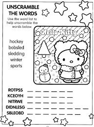 Kindergarten Coloring Pictures L L L L L L