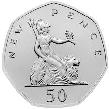 Kew Gardens Design 50p New Issue Of The Rarest 50 P Coin Celebrating Kew Gardens