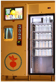 Cold Pressed Juice Vending Machine Best USA Technologies Brings Cashless Vending To JuiceBot Articles