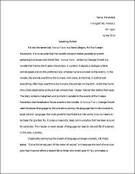 animal farm essay serna esmeralda h english b period mr leon  this preview has intentionally blurred sections sign up to view the full version