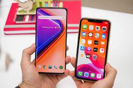 Oneplus 7 Pro Vs Apple Iphone Xr Phonearena