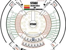 Rio Las Vegas Seating Chart 58 Actual Rio Theatre Seating Chart