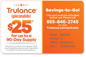 savings and support trulance plecanatide for healthcare