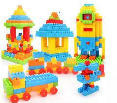 Bộ Đồ Chơi Xếp Hình Logo Cho Bé-Bộ Xếp Hình Lego 460 Chi Tiết