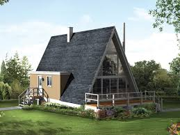 Cochise A-Frame Vacation Home. HOUSE PLAN ...