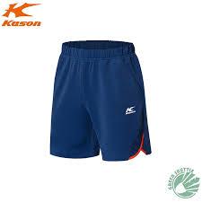 Us 19 11 51 Off Genuine Kason Badminton Pants New Men Fapm005 3 Sweat Breathable Competition Pants Training Pants On Aliexpress