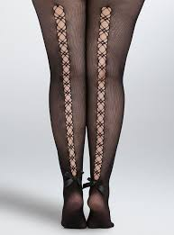 Cheap Tights With Designs Open Stitch Back Tights Tights Designer Tights Sheer Tights