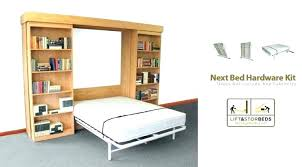 Murphy Bed Frame Bed Frame Mattress Support And Cal King Murphy Bed ...