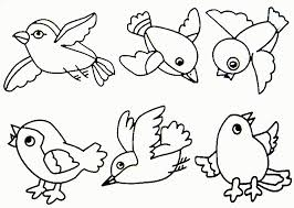 Free printable woodpecker coloring picture. Cute Birds Coloring Pages Coloring Home