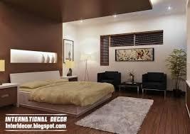 Brown Bedroom Color Schemes
