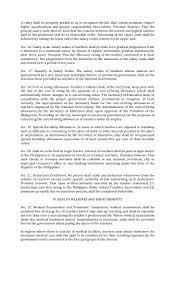 republic act no 4670 magna carta for public school teachers 4