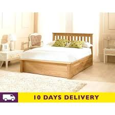 super king storage beds super king size wooden sleigh bed with storage