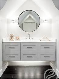 Bathroom Vanities Cincinnati Magnificent Beautiful Floating Vanity And Love The Floors Beautiful Use Of