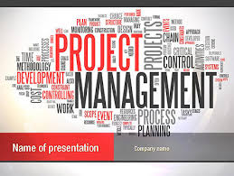 Powerpoint Project Management Templates Ingredients Of Project Management Presentation Template For