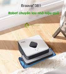 iRobot Braava 381 - Robot chuyên lau nhà