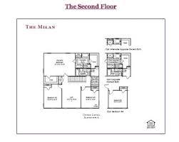 images about Ryan Homes Milan Model on Pinterest   Ryan    Ryan Homes The Milan Second Floor