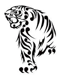 虎 イラストの画像検索結果 戦国時代2019 虎イラスト虎