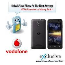 Vodafone Smart 4 Turbo Unlocking ...