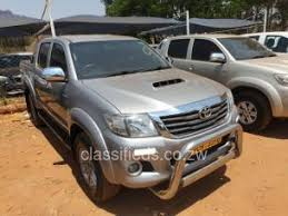 Toyota Double Cabs & Pickups For Sale In Zimbabwe | www.classifieds ...