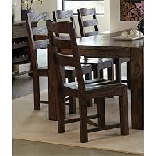 bowery hill furniture. Brilliant Hill Bowery Hill Dining Chair In Dark Brown  Furniture 7 Pinterest  Chairs And Brown Intended Furniture E