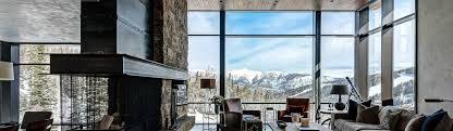 rocky mountain modern homes