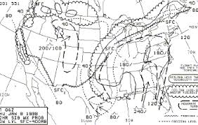 Weather Depiction Chart
