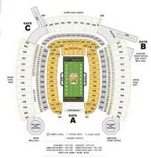 Guide To Heinz Field Cbs Pittsburgh