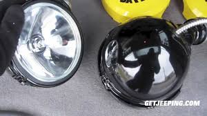 how to install kc daylighters off road lights getjeeping