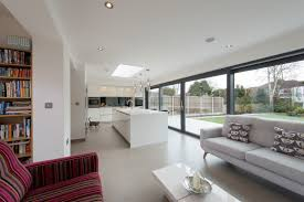 panoramic sliding doors