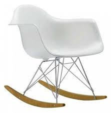 charles and ray eames furniture. charles u0026 ray eames rocking chair lounge 1950_usa and furniture 1