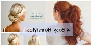 Simple Hairstyles For College Different Simple Hair Styles For College Girls 3 Simple Cute