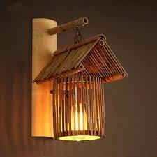 next wall lighting. Bamboo Wall Lamp Decorative Creative Aisle Cafe  Antique Farmhouse Handmade Lights Next Heart Light · « Next Wall Lighting