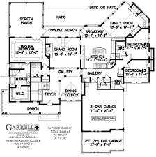 excellent big house floor plans 18 drawing 6