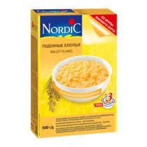 <b>Хлопья Nordic пшеничные</b> купить с доставкой по выгодной цене ...