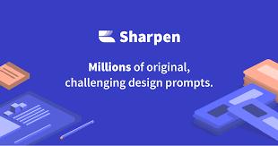 Logo Design Challenge Generator Sharpen Design Challenge Generator