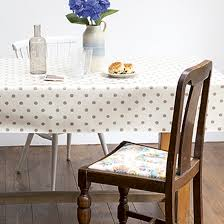 want to give your dining room a new look for less try your hand at reving old chairs by covering the seat pad with a pretty vine fabric