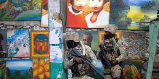 Haitian authorities say 4 suspects in ...