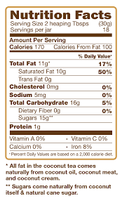 cacafe coconut tea sweetened nutrition facts