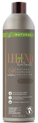 Legend Plus By Rick Norvell Natural Sunless Solution