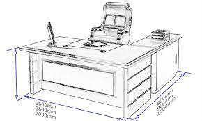 office desk size. Office Dimensions Desk 28+ [ Table ] | Standard Size I