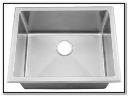 stainless steel deep laundry sinks