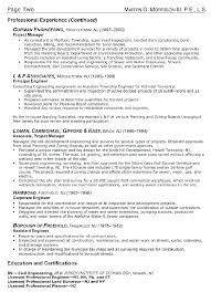 Land Surveyor Resume Examples Project Quantity Surveyor Resume Land ...