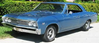 1967 Chevrolet Chevelle and modifications